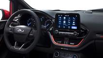 Ford Fiesta 2017 interior