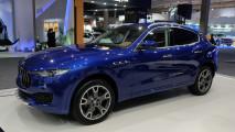 Salão do Automóvel: anti-Cayenne da Maserati, Levante chega por até R$ 740 mil