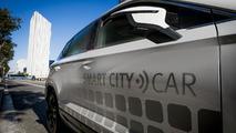 SEAT Ateca'nın Smart City Connectivity sistemi