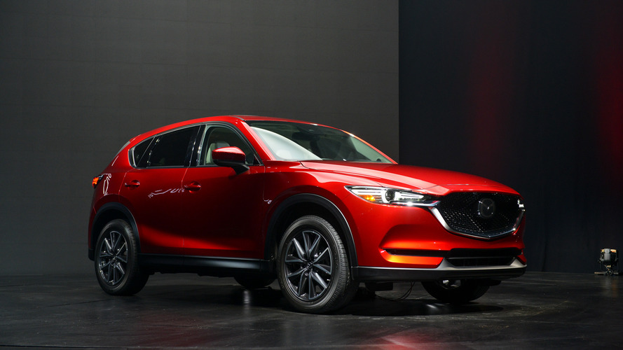 All-new 2017 Mazda CX-5 makes designing gorgeous crossovers look easy