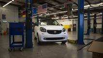 Smart ForTwo Electric Drive Prototype 2017 : premier essai