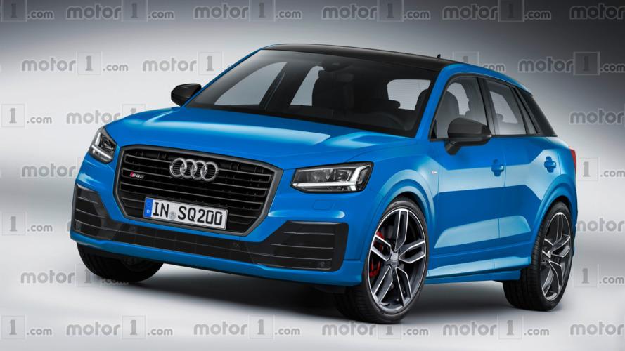 L'Audi SQ2 en images