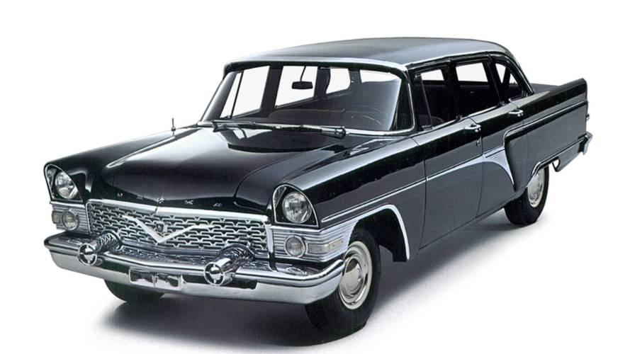 15 coches de la URSS