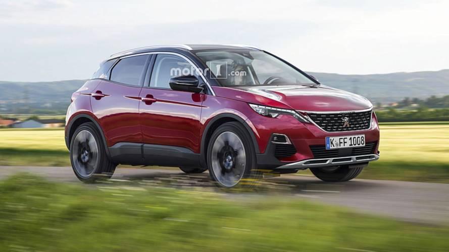 Le futur Peugeot 1008 ressemblerat-il à ça ?