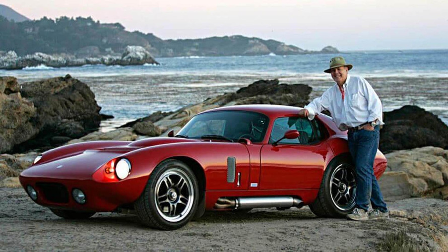Now You Can Buy A Daytona Coupe From The Original Designer
