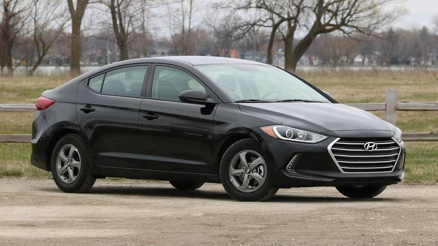 2018 Hyundai Elantra Eco Review: High On Economy, Light On Options