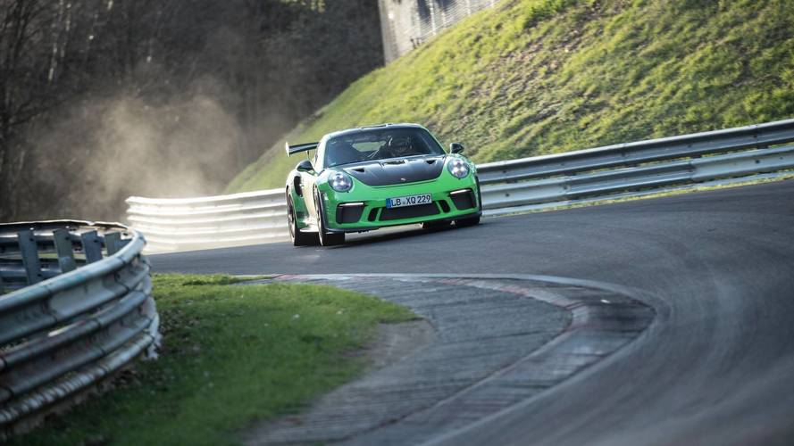 Chevy Helps Porsche Achieve Nurburgring Record