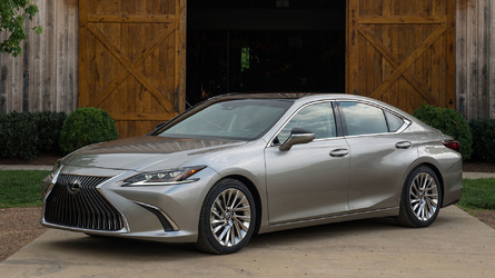 2019 Lexus ES 350 First Drive: Not Everyone's An Athlete