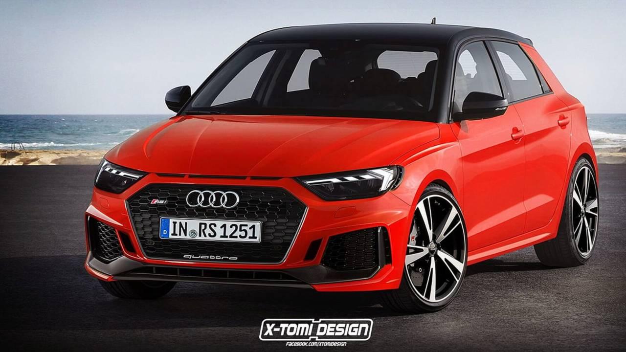 2019 Audi Rs1 Rs1 Clubsport Quattro A1 Avant A1 Allroad