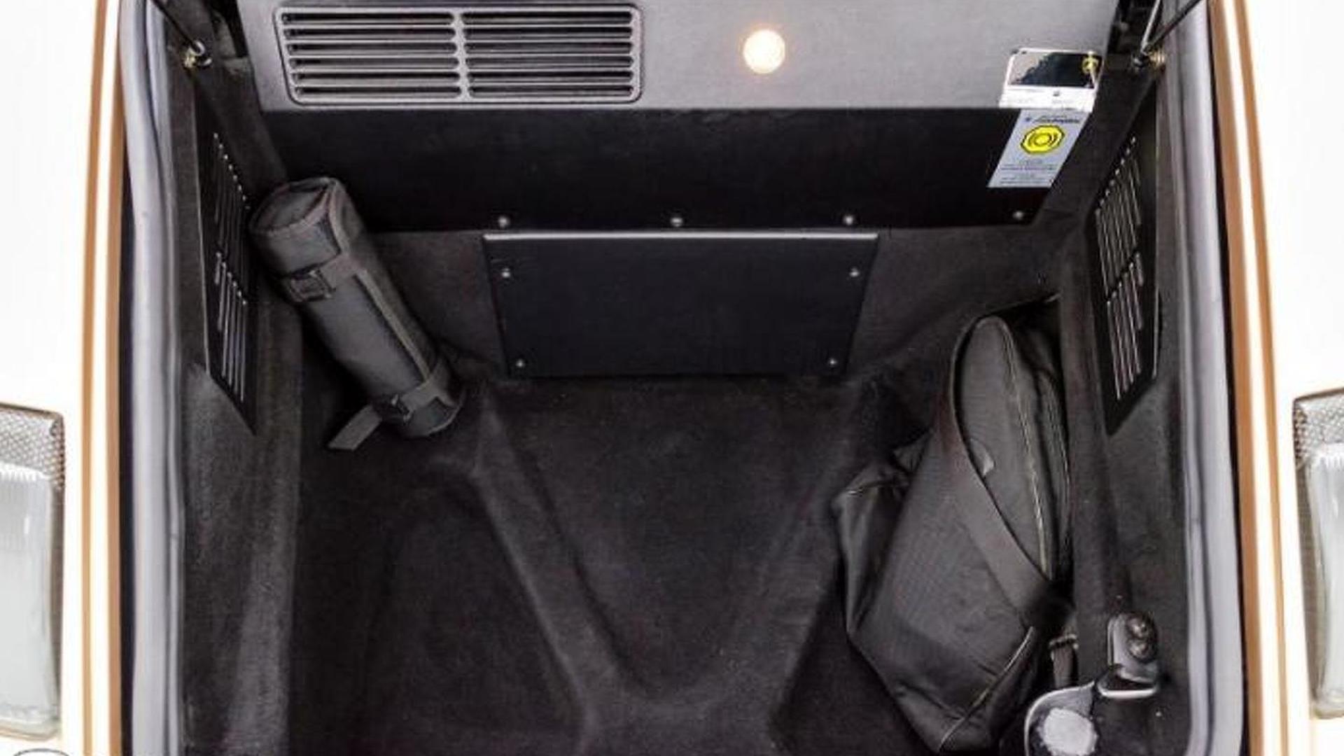 Багажник Lamborghini Diablo 6.0 SE