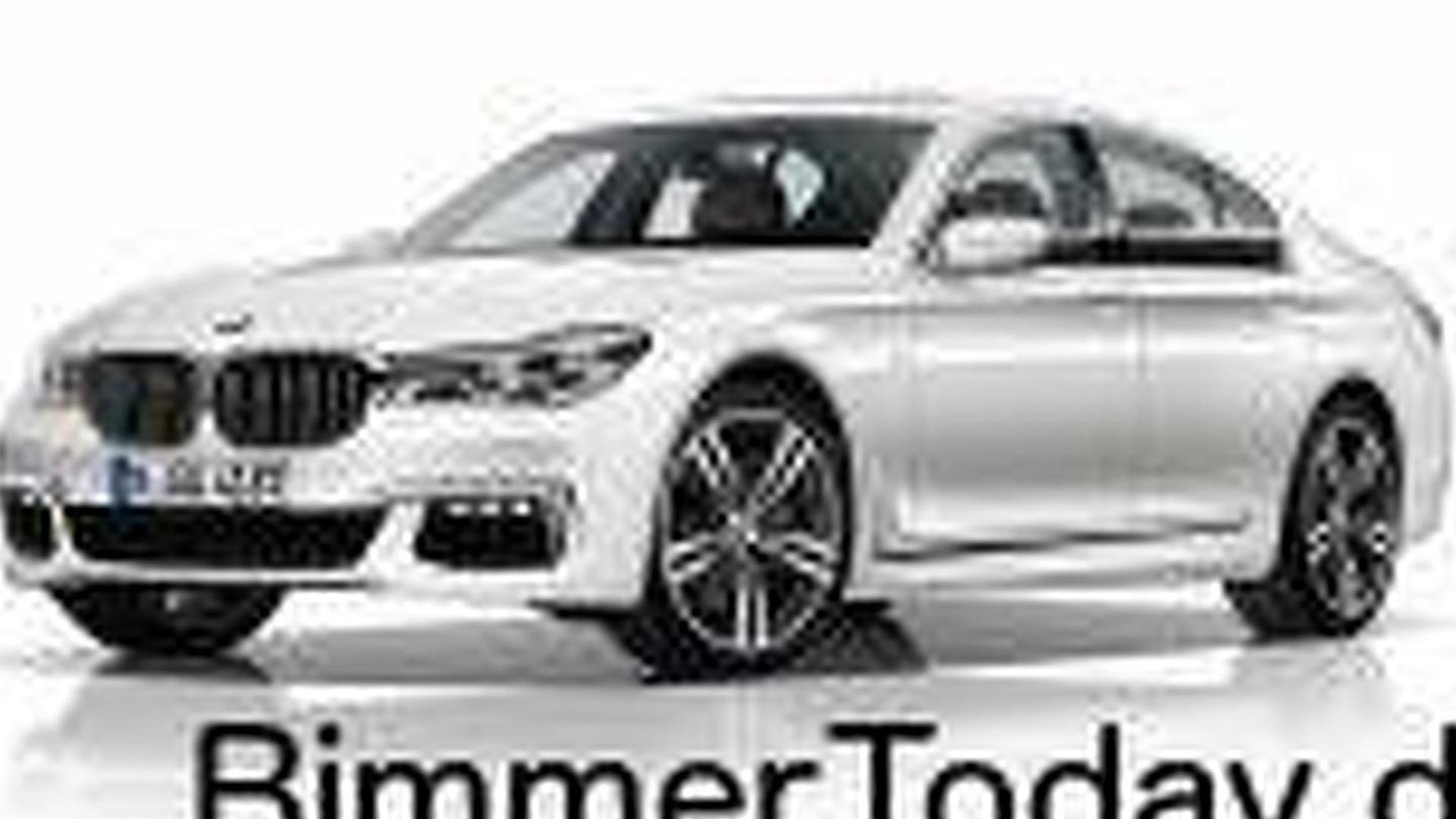 2016 BMW 7 Series Pricing And Options Accidentally Revealed On Austrian Configurator 19 Photos