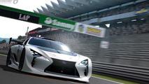 Lexus LF-LC GT Vision Gran Turismo