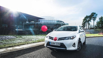 Toyota reveals RND concept; announces plans to raise £1M for charity by selling red noses