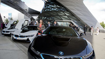 BMW, i8 ile lazer ön far teknolojisinde Audi'den erken davrandı