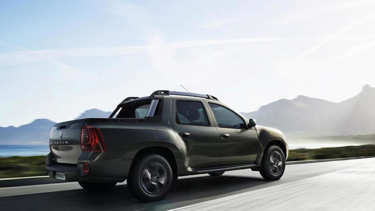 Dacia Pickup 2017 >> 2018 Dacia Duster Rendered As Pickup Gt And Three Door Version