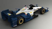 2015 Chevrolet IndyCar Aero Package