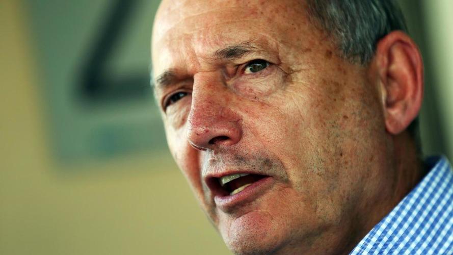 McLaren denies Dennis now sole team owner