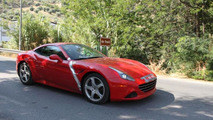 Ferrari California T test mule
