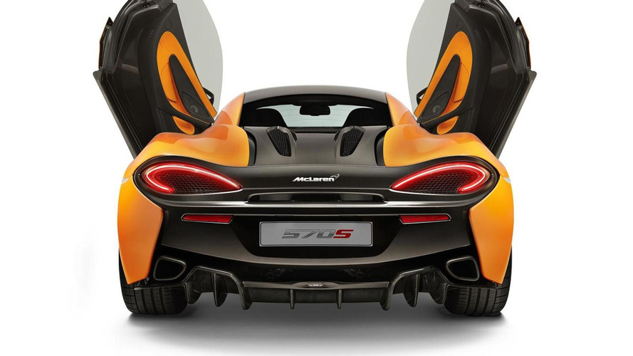 McLaren 570S Coupe officially revealed