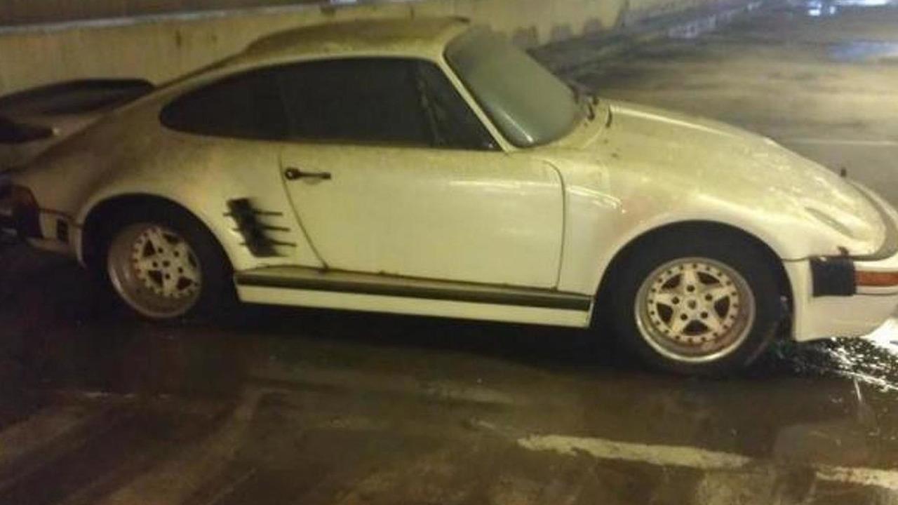 Porsche 930 Slantnose