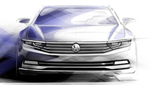 Volkswagen confirms next-gen Passat reveal in July and 240 PS bi-turbo diesel engine