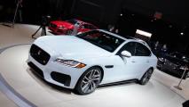 Salone di New York: Jaguar XF, dopo la XE c'è lei
