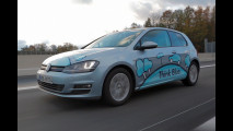 Volkswagen Golf TDI BlueMotion, 1.602 km con un pieno