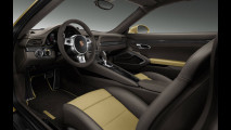 Porsche Exclusive 911 Turbo Lime Gold