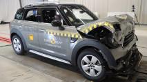 Crash test Euro NCAP, MINI Countryman 2017