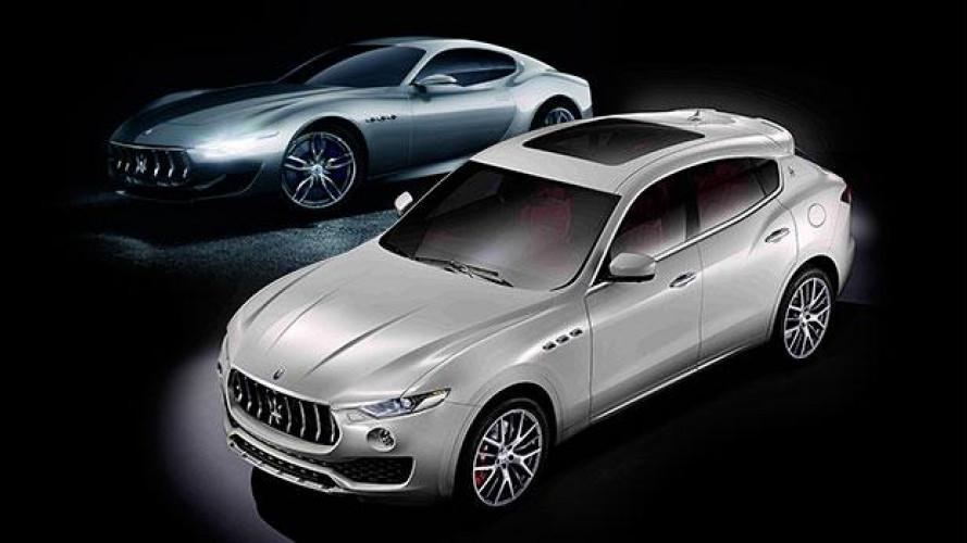 Maserati Levante, nel design si nasconde la Alfieri