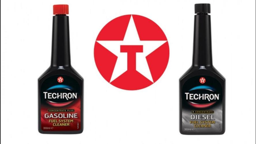 Techron, due nuovi detergenti per abbassare i consumi