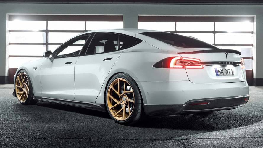 Tesla Model S By Novitec