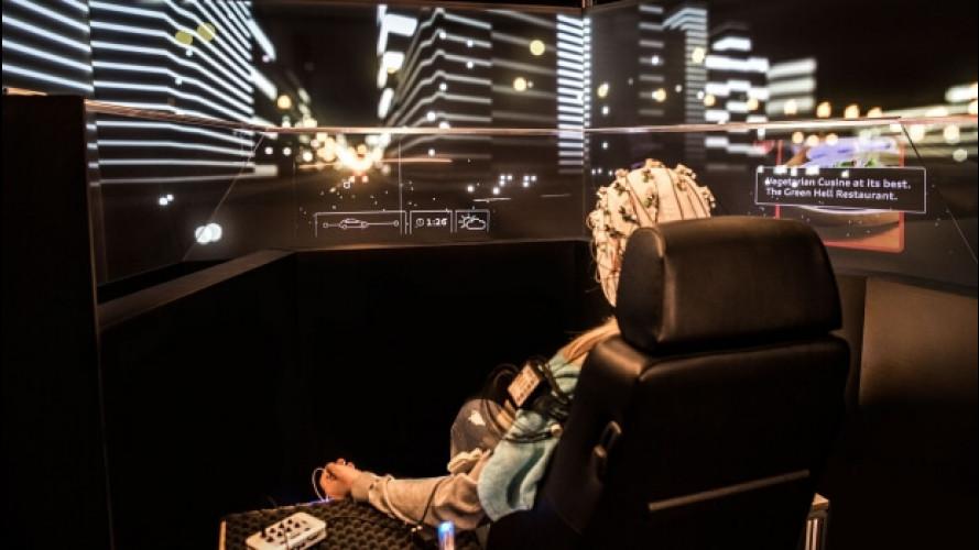 Audi AI, un futuro in auto con meno stress e più tempo libero