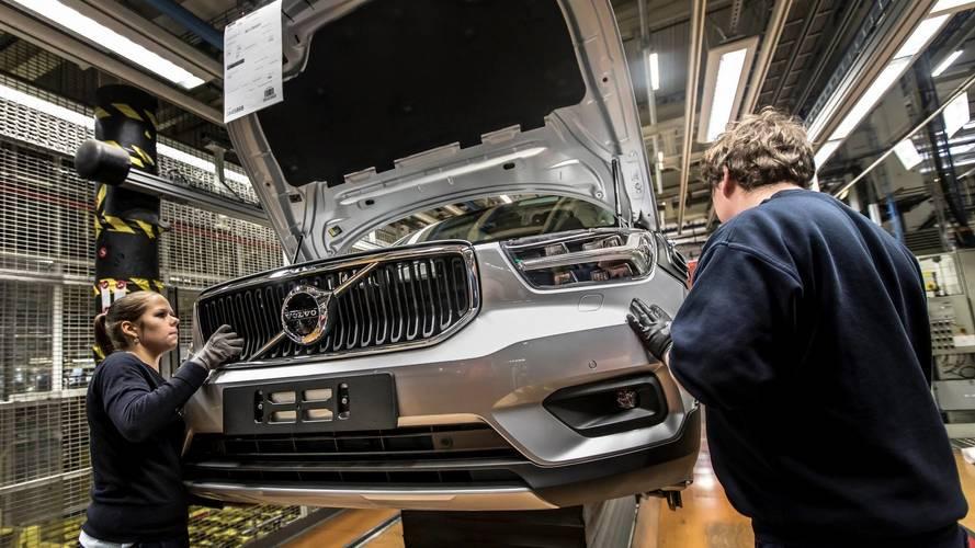 Volvo aumentará produção do XC40 para atender alta demanda