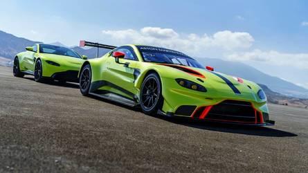 Gyors szülés volt: itt az új Aston Martin Vantage GTE