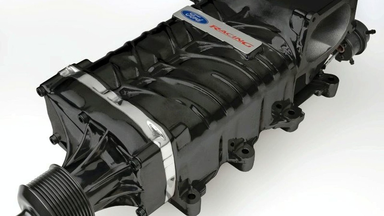 Ford Racing GT500 Supercharger