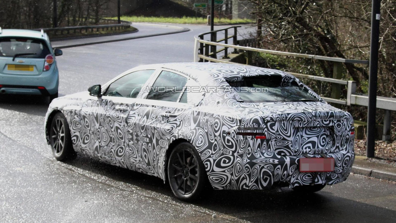 2015 Jaguar XS spy photo