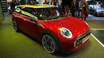 MINI Clubman Concept at 2014 Geneva Motor Show