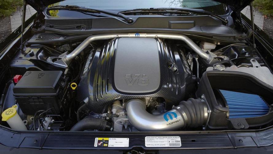 Dodge Charger & Challenger Scat Packs get detailed