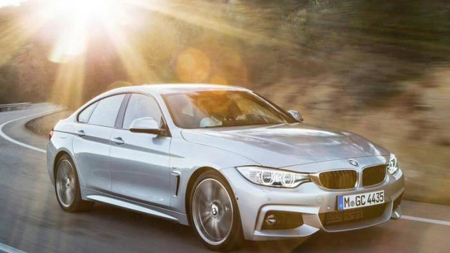 BMW 4-Series Gran Coupe returns in new official images