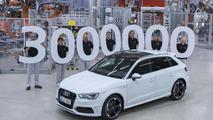 3,000,000th Audi A3 18.7.2013