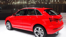 2015 Audi Q3 (US-spec) live at 2014 NAIAS