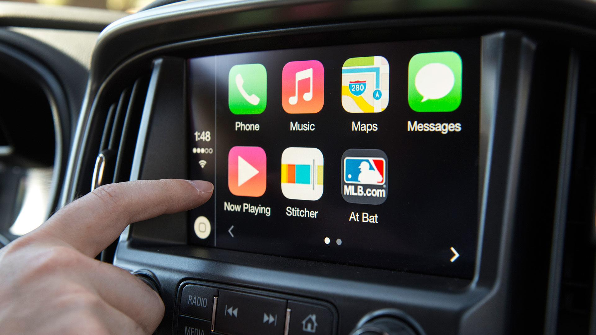 every car with apple carplay android auto or both. Black Bedroom Furniture Sets. Home Design Ideas