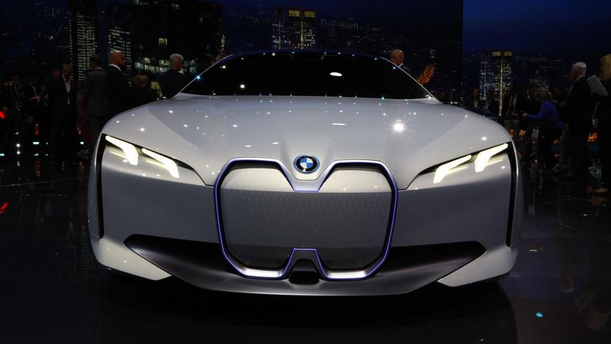 BMW i Vision Dynamics official images
