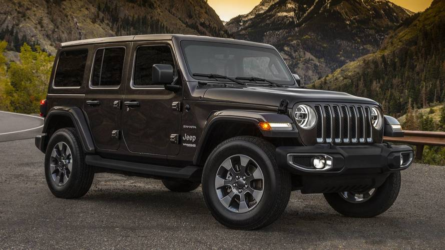 2018 Jeep Wrangler Unlimited Will Start At $30,445