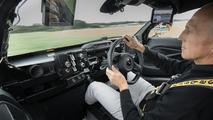 McLaren BP23 gelişim prototipi