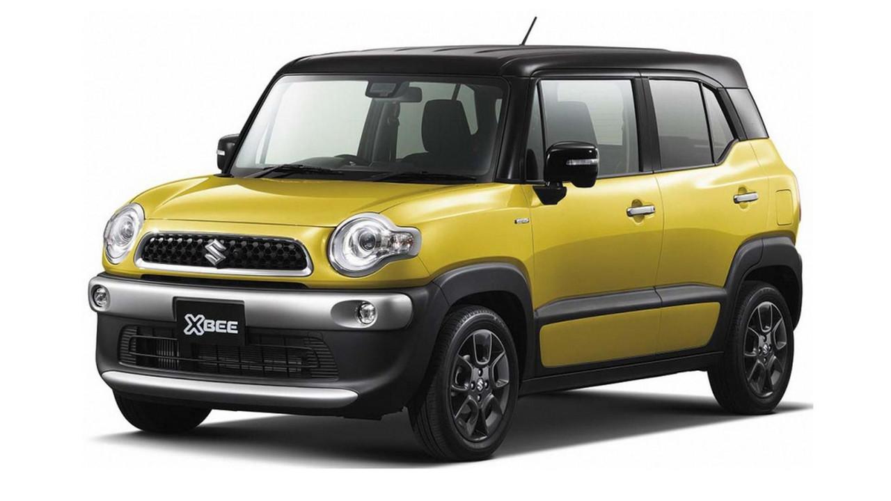 Suzuki Xbee concept