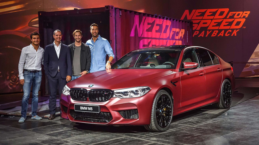 Gamers Will Be First To Drive New BMW M5