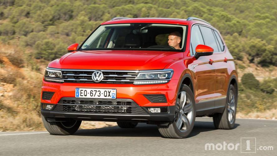 Volkswagen Tiguan Allspace - Antes na Argentina que no Brasil