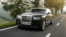 2018 Rolls-Royce Phantom: First Drive
